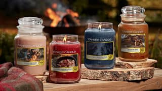 Yankee Candle Launches New Autumn Collection Inspired By Campfires