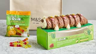 You Can Now Order A Colin The Caterpillar Birthday Hamper