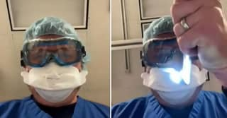 Doctor Shares Video Of What You'll See If You End Up In Hospital With Coronavirus