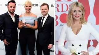Holly Willoughby 'In Secret Talks' To Replace Ant McPartlin On I'm A Celebrity