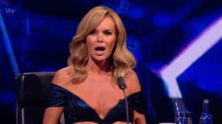 'Britain's Got Talent' Fans Accuse Amanda Holden Of Wardrobe 'Malfunction'