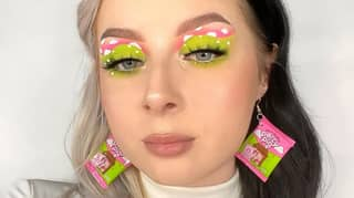 EXCLUSIVE: Percy Pig Make-Up Is Now A Thing - Here's How To Do It