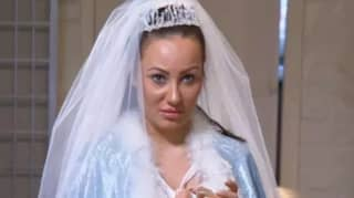 The 'Tackiest Ever' Don't Tell The Bride Wedding Leaves Viewers In Stitches