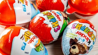 People Are Only Just Realising What The Centre Of A Kinder Surprise Egg Is