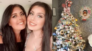 People Are Making Candy Trees For Christmas