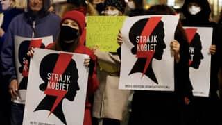 Poland Delays Abortion Ban Amid Protests