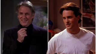 People Are Just Discovering That Matthew Perry's Dad Was A Character On Friends