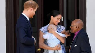 Prince Harry and Meghan Markle Share First Proper Glimpse At Baby Archie