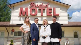 The Rosebud Motel From Schitt's Creek Is Now Up For Sale