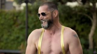 Fans Lose Their Minds Over Fred Sirieix Doing Yoga In A Mankini