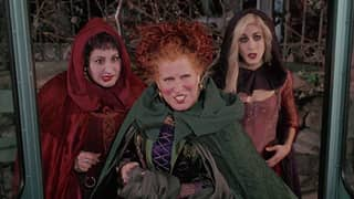 The 'Hocus Pocus' Cast Are Reuniting For Halloween