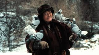 The Pigeon Lady From Home Alone Is Spending Christmas Alone