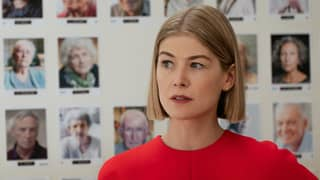 People Are Raving About Rosamund Pike's 'Insane' New Movie I Care A Lot