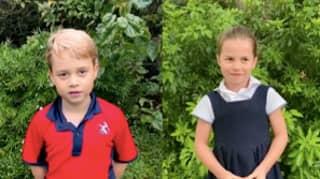 Prince George, Princess Charlotte And Prince Louis Quiz David Attenborough In Adorable Video