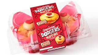 People Are Going Mad For These New Jammie Dodger Muffins