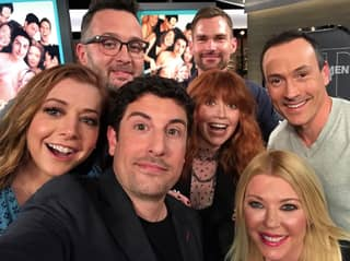 'American Pie' Cast Reunites For 20th Anniversary