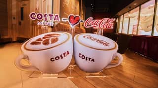 Tyla Exclusive: Costa Has Launched Coca-Cola Flavoured Coffee And We Need To Try It