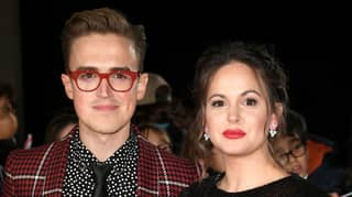 Tom Fletcher Says He Wants To Renew His Wedding Vows With Giovanna After I'm A Celebrity