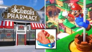 New Pics Reveal Mario Kart Restaurant At New Super Nintendo World Theme Park
