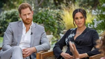 Harry And Meghan Oprah Interview: Harry Says Diana Always Knew He'd Quit Royal Family When She Left Him £10M Inheritance