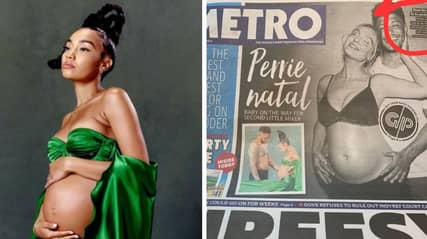 Leigh-Anne Pinnock Slams Newspaper Front Page Announcing Her Pregnancy