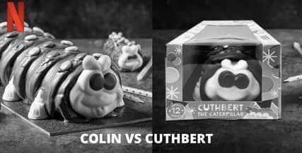 People Are Calling For A Netflix Doc About M&S And Aldi Colin The Caterpillar Legal Dispute