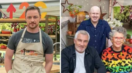 Celebrity Bake Off Starts On Tuesday With James McAvoy And Jade Thirlwall
