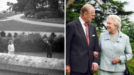 Incredible Photos Show The Queen Meeting Prince Philip In 1939
