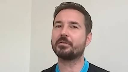 Line Of Duty Fans 'Mind Blown' After Hearing Martin Compston's Real Accent
