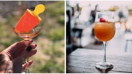 People Are Making Aperol Spritz Ice Lollies And They're Perfect For Summer
