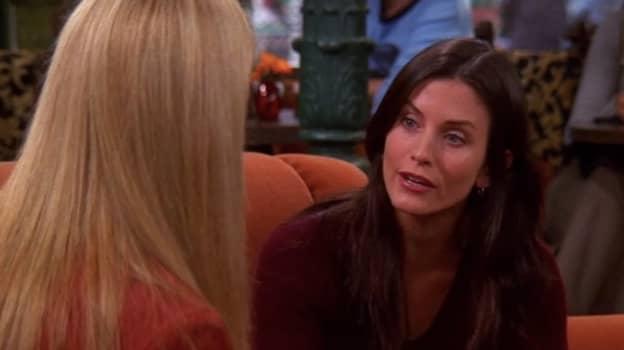 Friends Fans Spot Massive Body Double Fail In Season Eight
