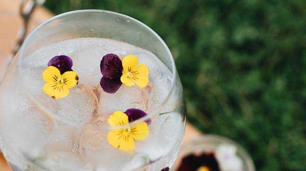 Marks & Spencer Is Selling Edible Flowers To Spruce Up Food And Cocktails