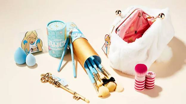 Spectrum Just Dropped An Entire Alice In Wonderland Brush Collection