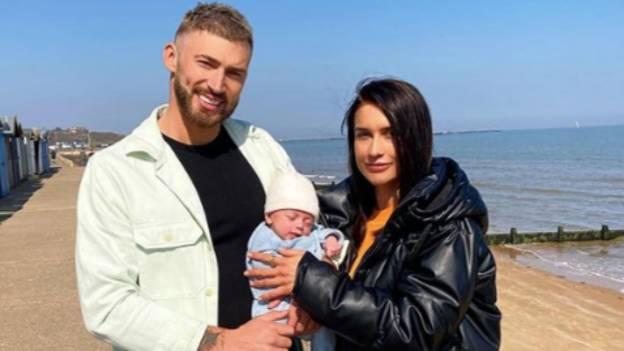Jake Quickenden Says Mums Have Been The Worst Trolls Against Baby Son Leo