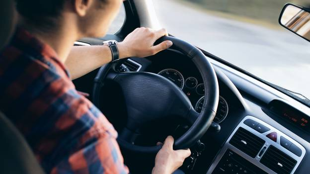 Driving While Singing And Dancing To Christmas Songs Could Land You A £5,000 Fine