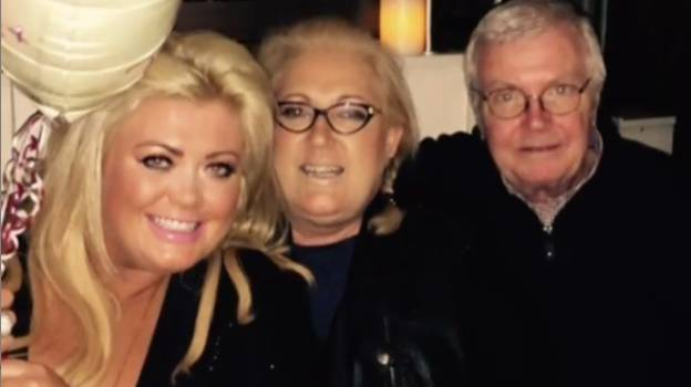 Gemma Collins Shares Heartbreaking Footage Of Dad In Hospital Battling Covid