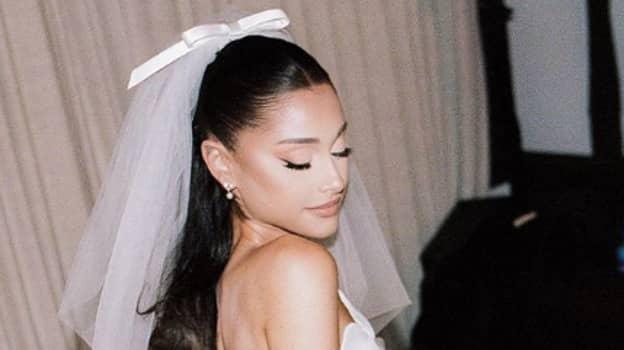 Ariana Grande Shares First Pics Of Her Wedding To Dalton Gomez