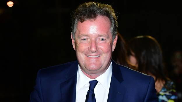 Piers Morgan Forced To Apologise After Being Caught Breaking Covid Rules