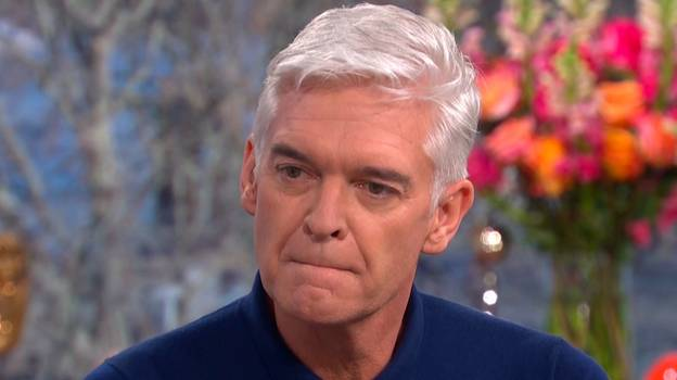 Phillip Schofield Accused Of 'Spreading Hate' Against The Police In This Morning Debate On Lockdown Fines