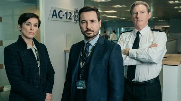 Line Of Duty Sparks Surge In Applications For Real-Life AC12 Catching 'Bent Coppers'