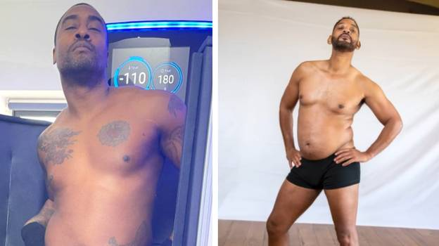 Simon Webbe Shares His 'Dad' Bod After Being Inspired By Will Smith