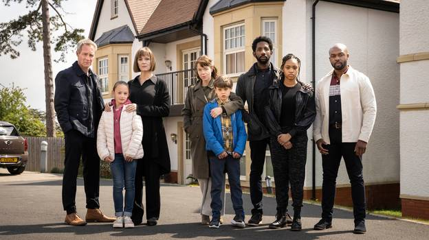 Hollington Drive: First Look At Line Of Duty's Anna Maxwell In New ITV Thriller