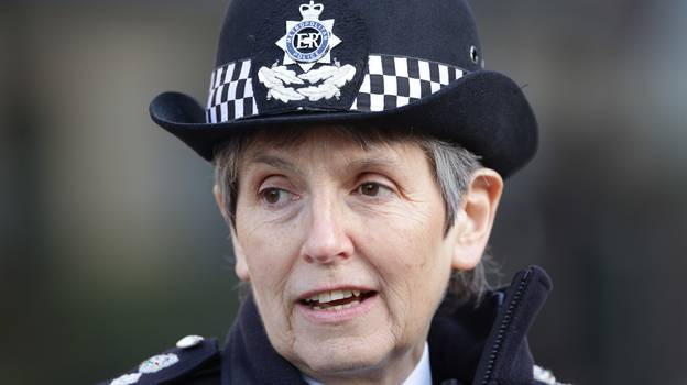 Police Chief Says Kate Middleton's Visit To Sarah Everard's Vigil Was Legal Because She Was 'Working'