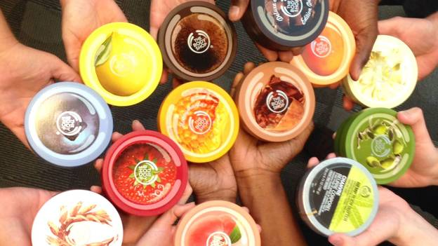Body Shop Announces It's Bringing Back Its Iconic Body Butters