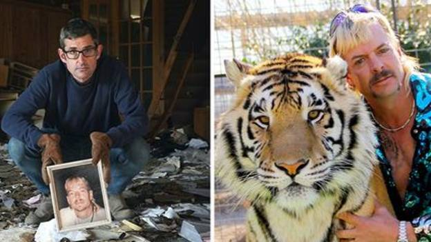 Louis Theroux Announces Tiger King Documentary