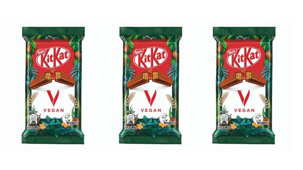 Vegan KitKats Are Coming To The UK