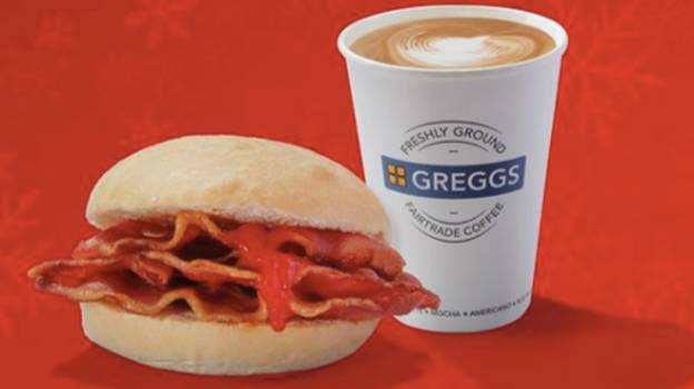 Greggs Is Giving Away Free Breakfasts From Today