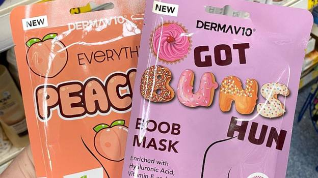 You Can Now Buy Sheet Masks For Your Boobs