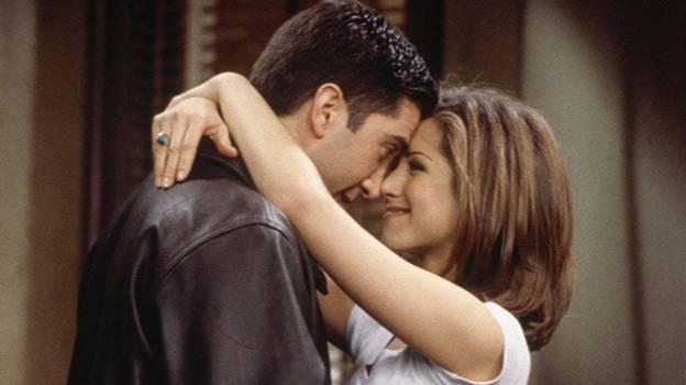 'Friends' Star Finally Settles The 'We Were On A Break' Debate Once And For All