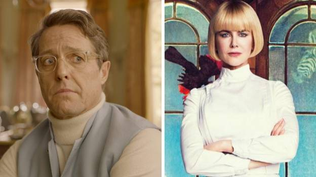 Hugh Grant Wants To Reunite With Nicole Kidman For Paddington 3